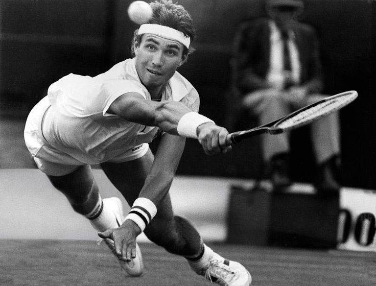 Теннисист Пэт Кэш - Stone Forest