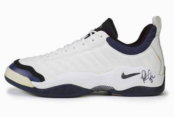 Пит Сампрас и Nike - Stone Forest