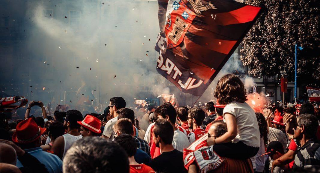 Футбольный клуб Брага Португалия - Stone Forest