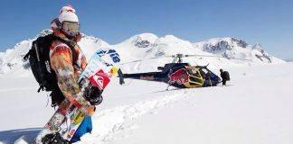 Сноубордист Трэвис Райс - Stone Forest