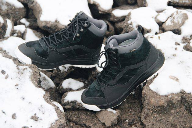 Winter Boots Vans UltraRange Gore-Tex - Stone Forest