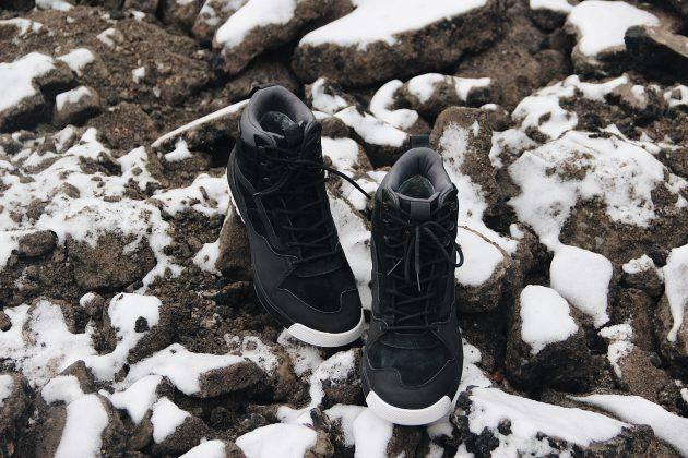 Обувь Vans UltraRange Gore-Tex - Stone Forest