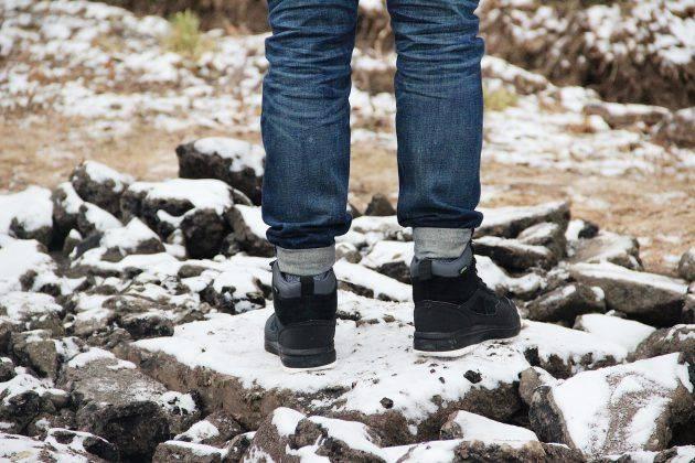 Ботинки Vans UltraRange Gore-Tex - Stone Forest