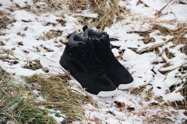 Зимние ботинки Vans UltraRange Gore-Tex - Stone Forest