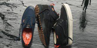 Vans x Finisterre - Stone Forest