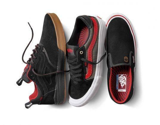 Обувь Vans x Spitfire - Stone Forest