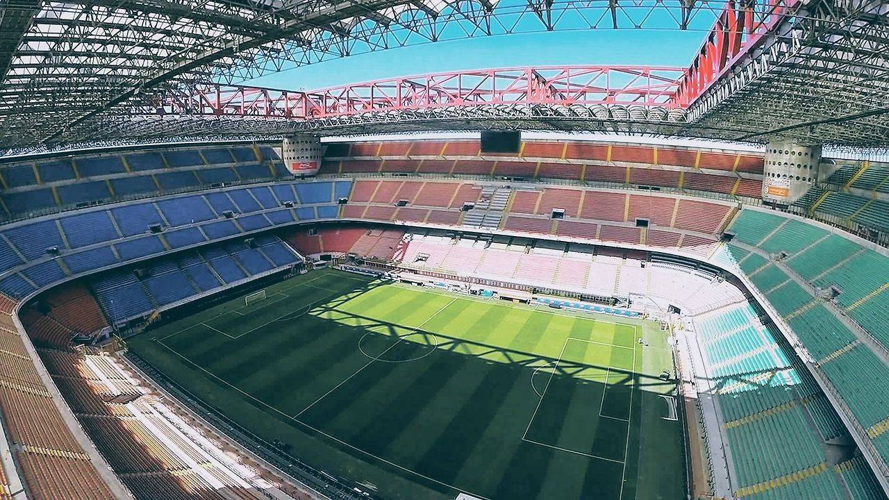 Стадион ФК Милан - Stone Forest