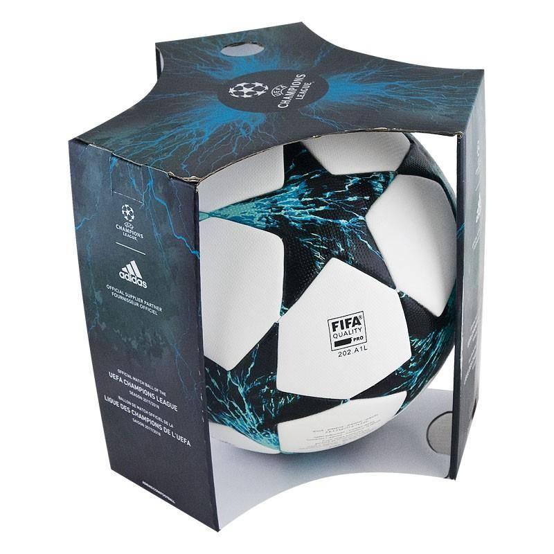 Футбольный мяч adidas Finale 17 - Stone Forest