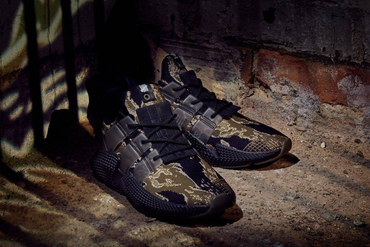 adidas Consortium x Undefeated Prophere - Stone Forest