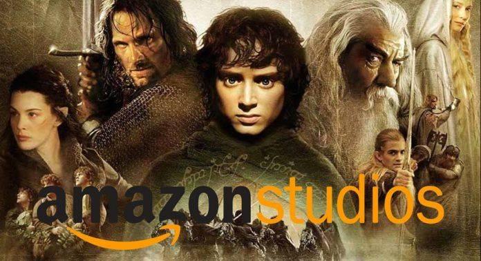 Amazon Studios снимает Джона Толкина - Stone Forest