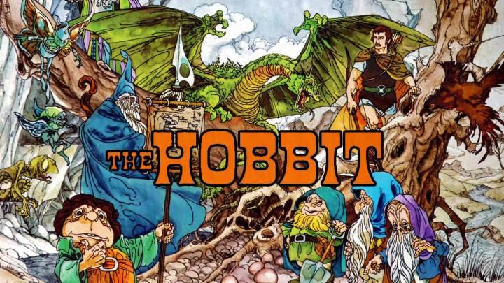 Мультфильм Хоббит - Stone Forest