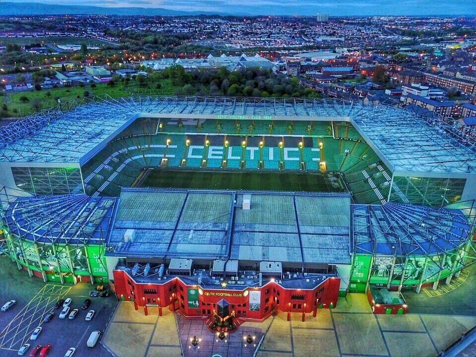Стадион Селтик Глазго - Stone Forest