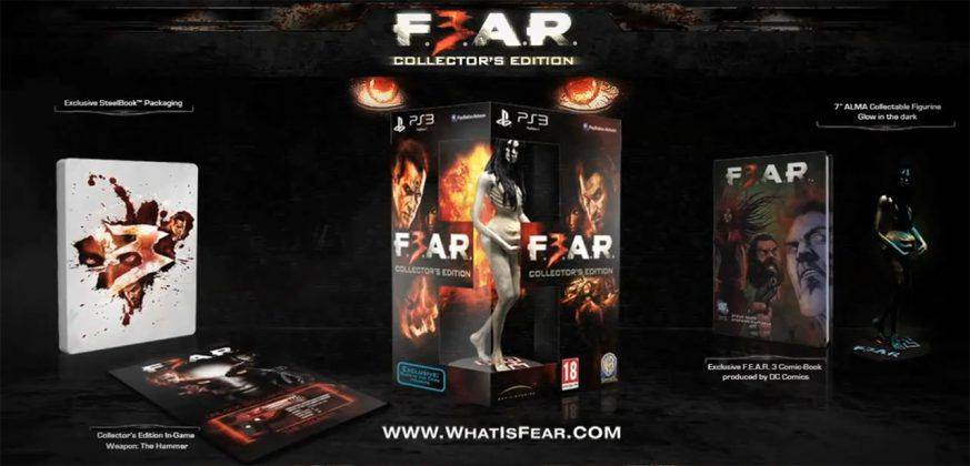 F.E.A.R. 3. Collector's edition - Stone Forest