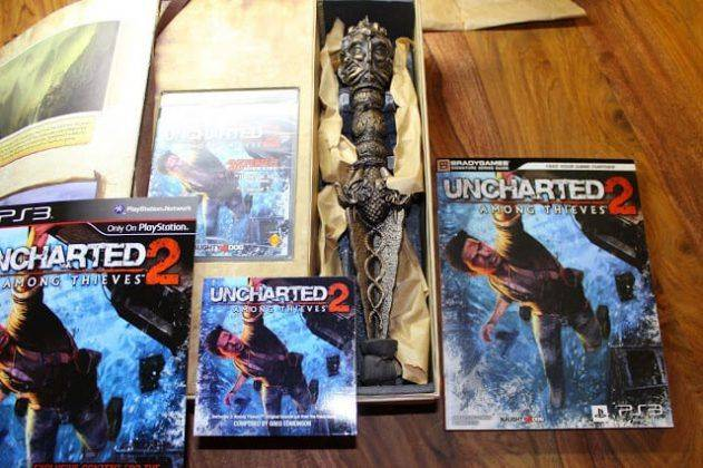 Uncharted 2 Among thieves Fortune hunter edition - Stone Forest