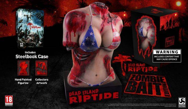 Dead Island: Riptide Zombie Bait Edition - Stone Forest