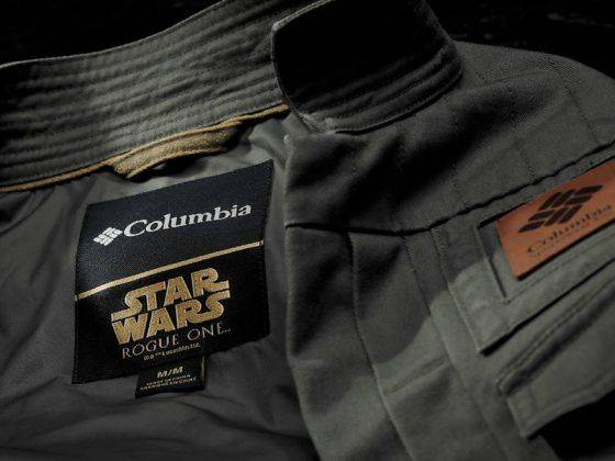 Collection Columbia x Star Wars - Stone Forest