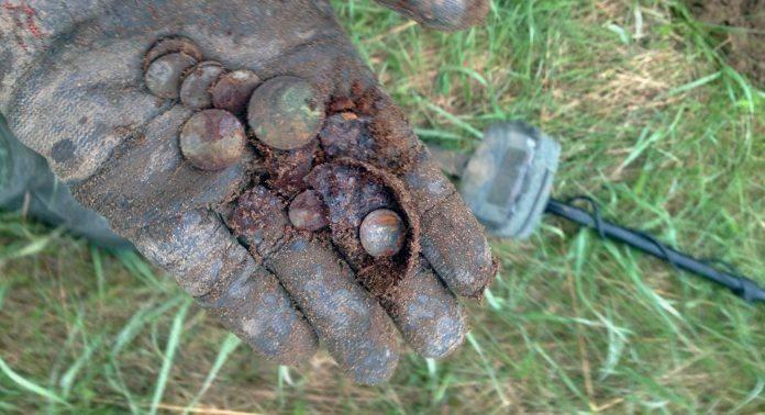 Интервью с копателем - Stone Forest