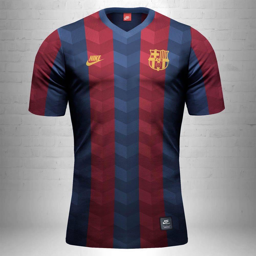 Футбольная форма Барселона - Stone Forest