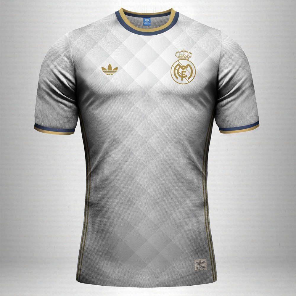 Футбольная форма Реал Мадрид - Stone Forest