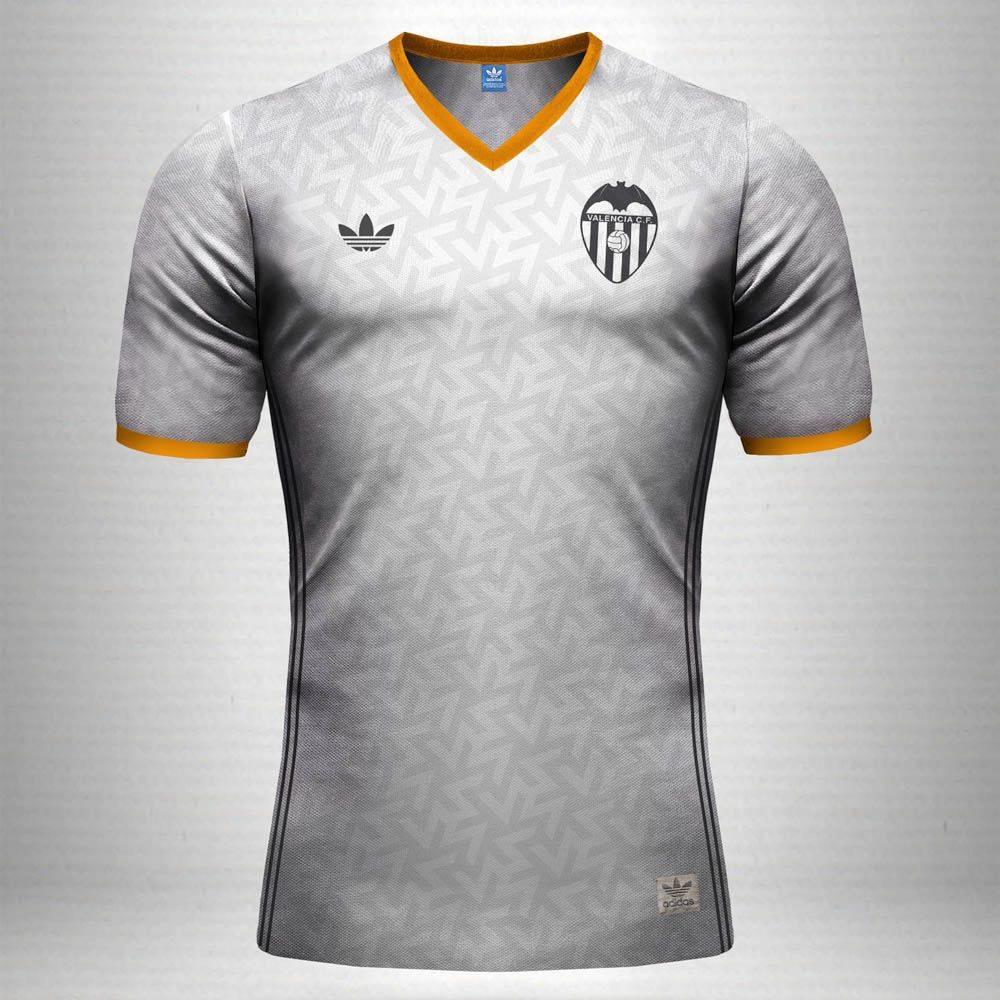 Футбольная форма Валенсия - Stone Forest