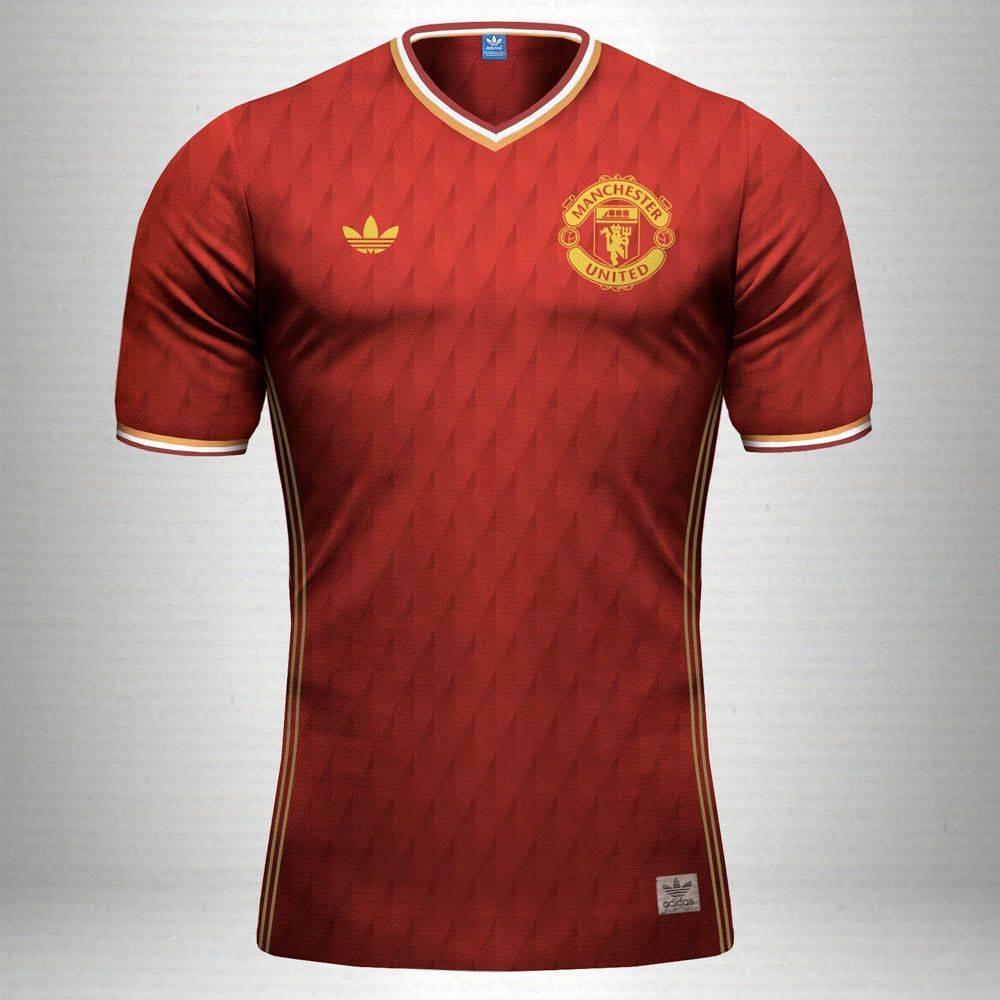 Футбольная форма Манчестер Юнайтед - Stone Forest
