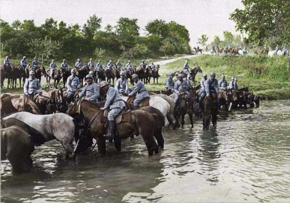 Франция на Первой мировой войны - Stone Forest