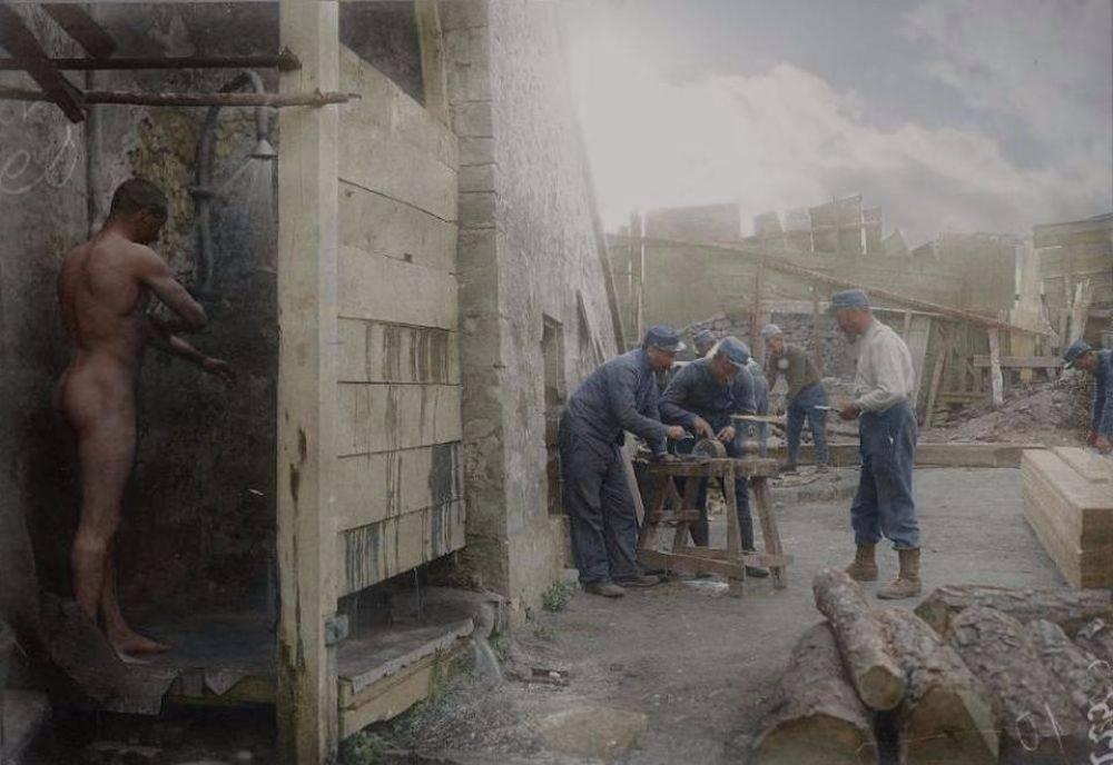 Фото Первой мировой войны - Stone Forest