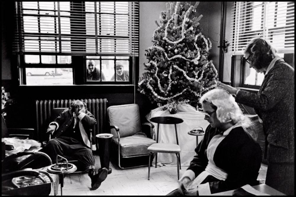 Санта Клаус Нью-Йорк 1970 - Stone Forest