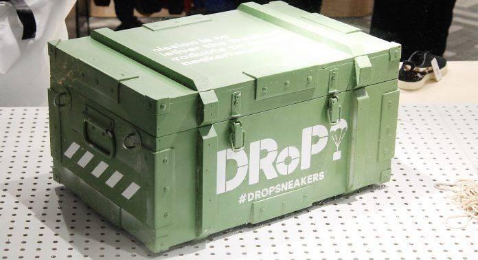 Магазин Drop в Москве - Stone Forest