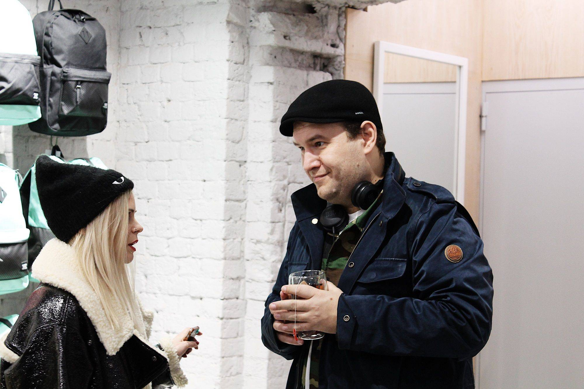 Сникервыставка в Москве - Stone Forest