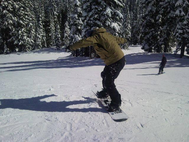 Инструктор по сноубордингу Эль Чегет - Stone Forest