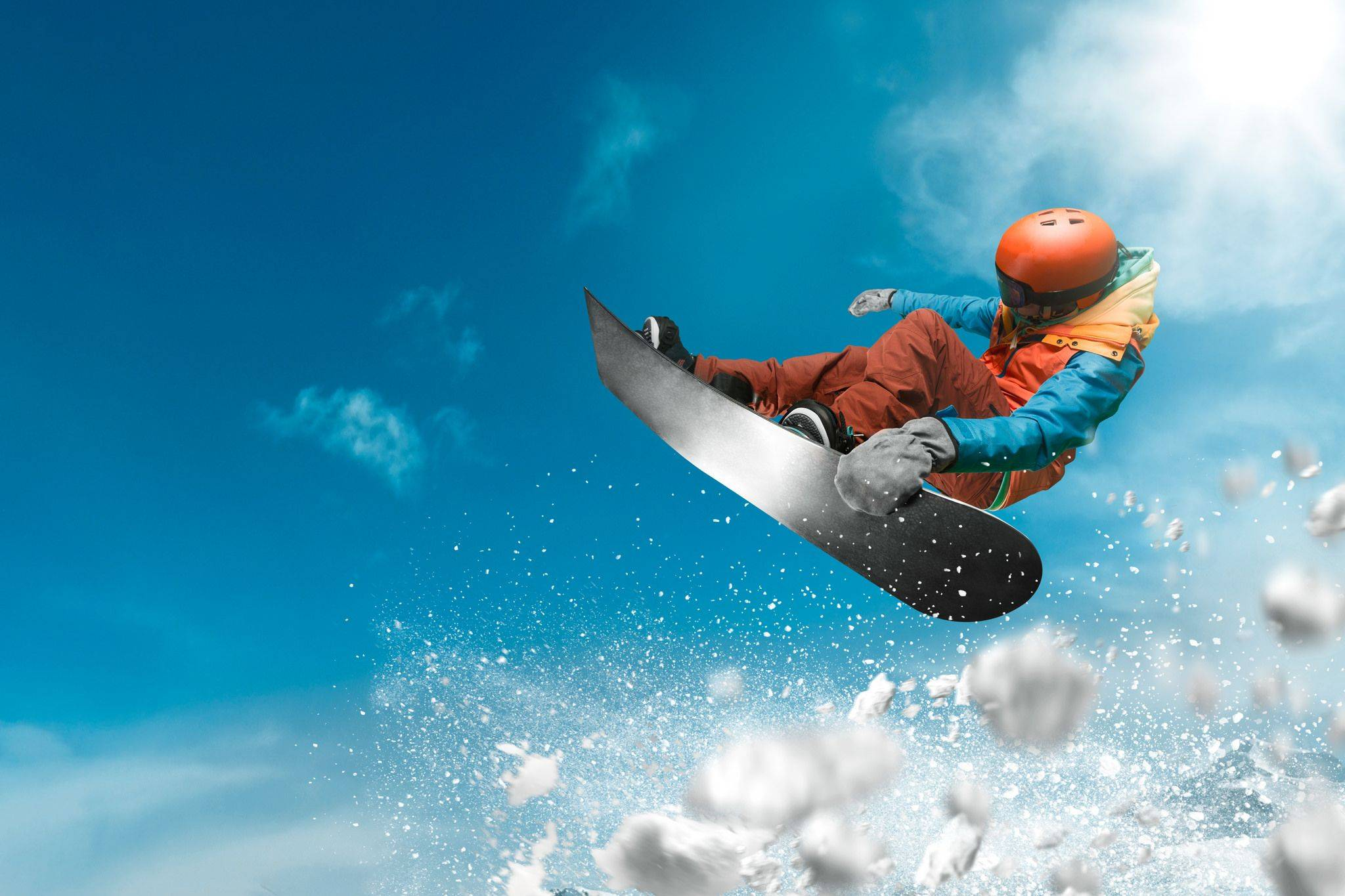 Инструктор по сноубордингу El Cheget - Stone Forest