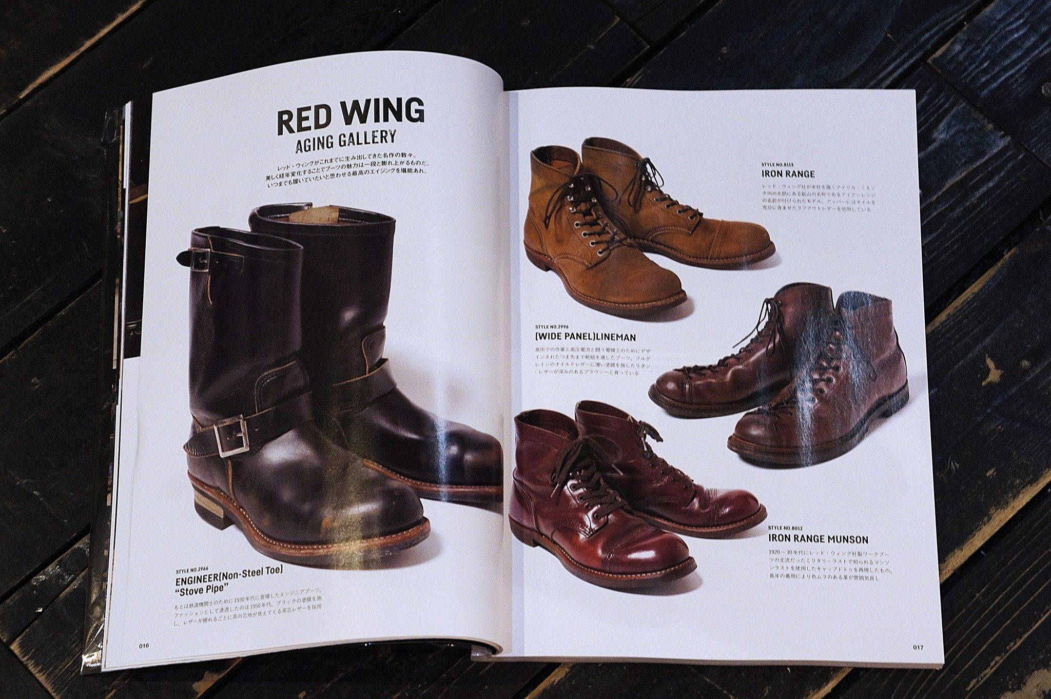 Red Wing Shoes TAKE5 - Stone Forest