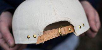 ТВЕРДЬ x Red Hills Company Mechanics Cap - Stone Forest