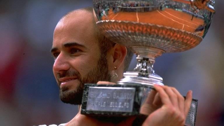 Теннисист Андре Агасси - Stone Forest