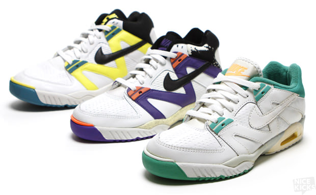 Андре Агасси и Nike - Stone Forest