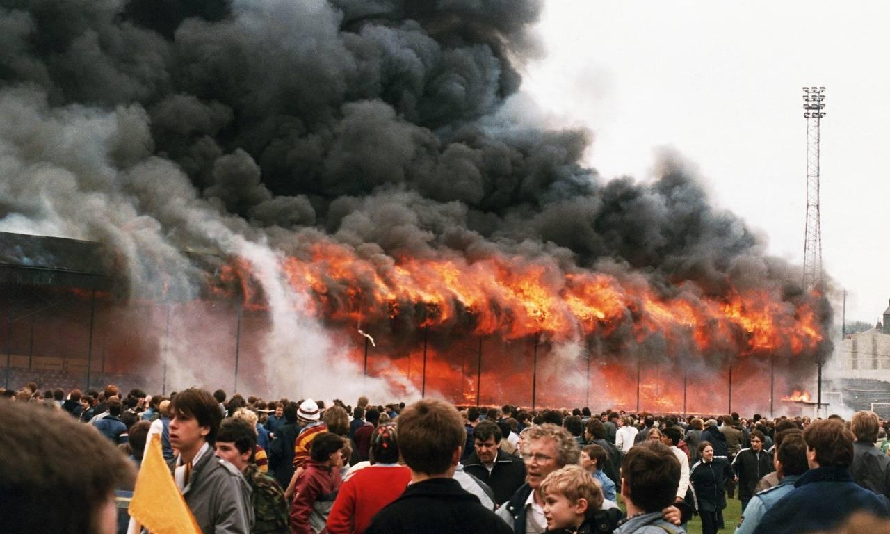 Трагедия на стадионе Брэдфорд Сити - Stone Forest