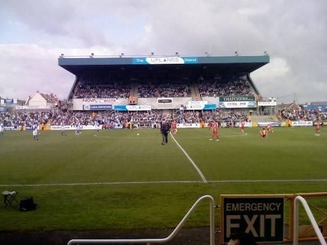 Стадион Бристоль Роверс - Stone Forest