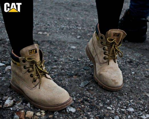 Коллекция CAT Footwear - Stone Forest