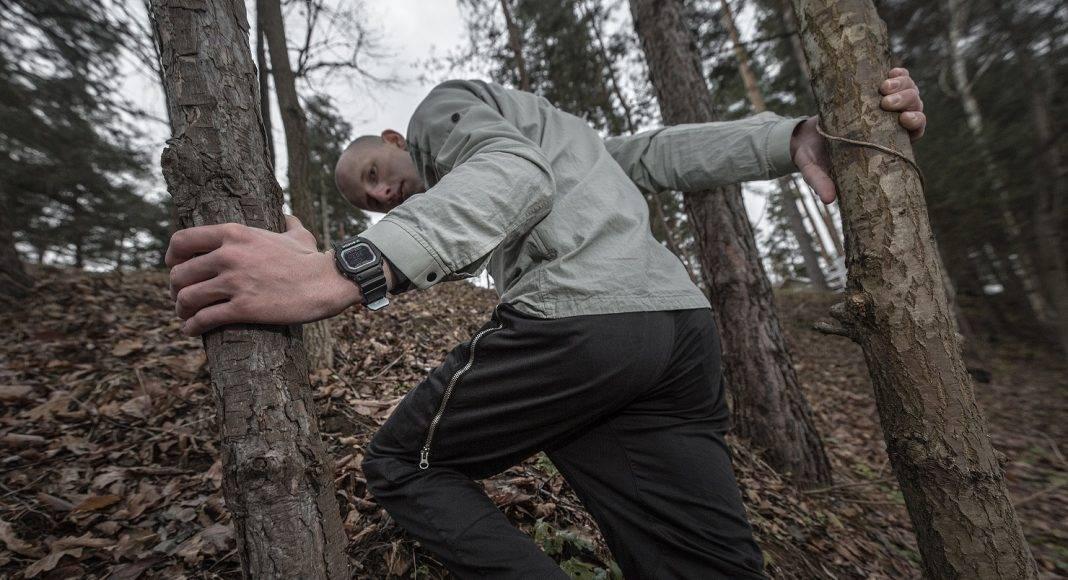 Премьера Casio G-SHOCK и Всеволод Черепанов - Stone Forest