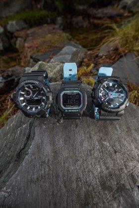 Наручные часы Casio G-SHOCK и Всеволод Черепанов - Stone Forest