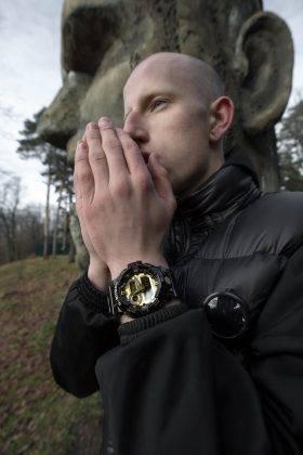 Casio G-SHOCK и Всеволод Черепанов - Stone Forest
