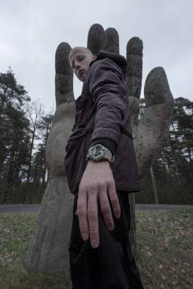 Лукбук G-SHOCK и Всеволод Черепанов - Stone Forest