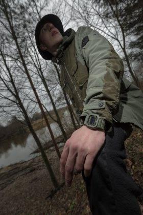Часы Casio G-SHOCK и Всеволод Черепанов - Stone Forest