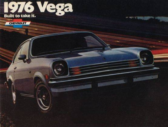 Автомобиль Chevrolet Vega - Stone Forest