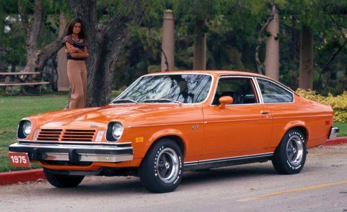 Авто Chevrolet Vega - Stone Forest