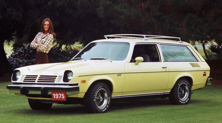 Модель Chevrolet Vega - Stone Forest