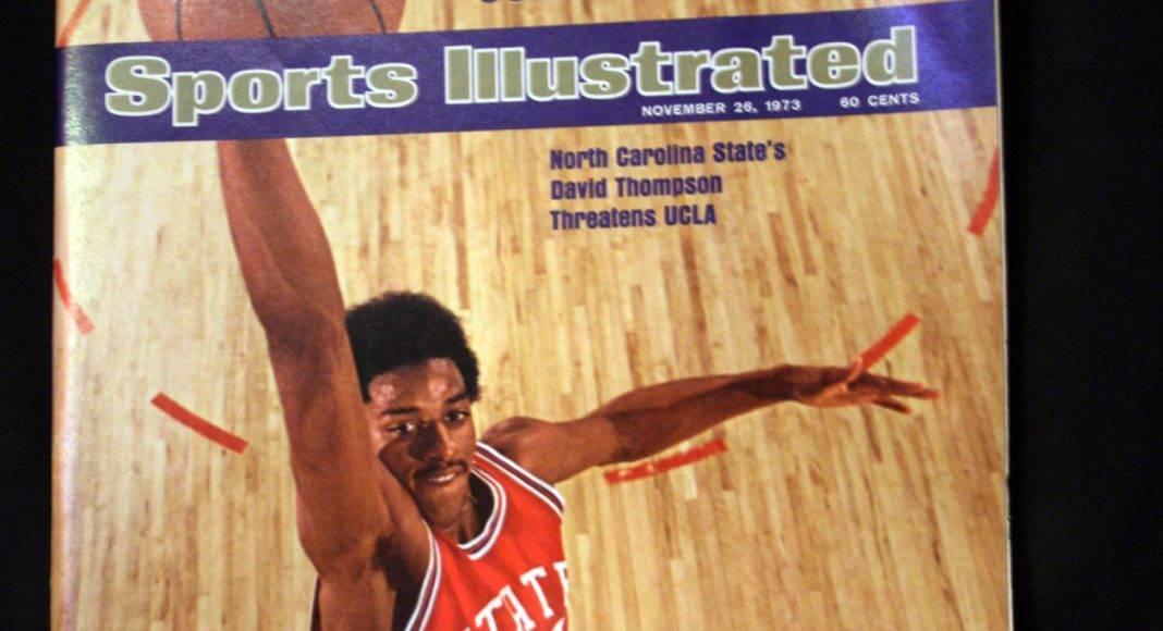 Баскетболист Дэвид Томпсон - Stone Forest