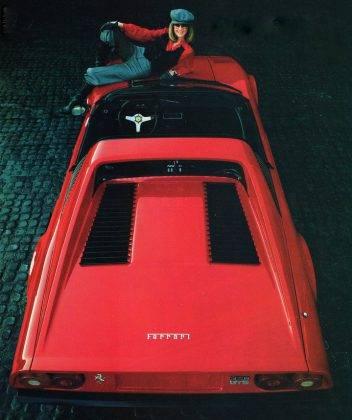 Авто Ferrari 308 GTS - Stone Forest