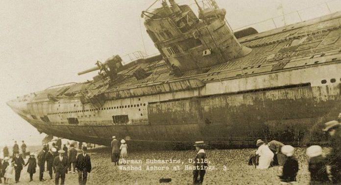 U-118 - Stone Forest